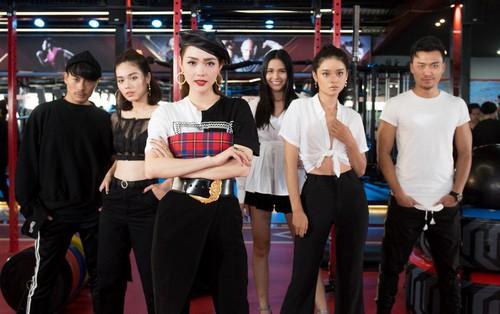 Làm đại sứ của CITIGYM, Minh Hằng chiến thắng ở thử thách tập 3 The Face dù thể hiện không quá tốt