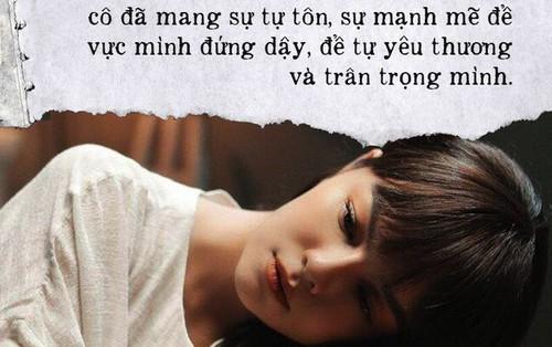 Phạm Quỳnh Anh và cuộc hôn nhân tan vỡ: Khi phụ nữ không còn dùng tiếng khóc để nói về sự khổ đau