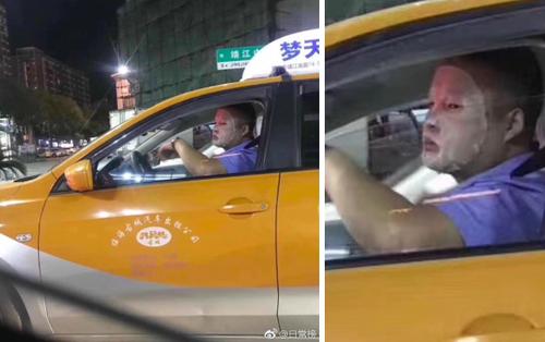 Bận mấy cũng phải đẹp: Nam tài xế taxi vừa đắp mặt nạ vừa lái xe, tiết lộ từng chi đến 100 triệu mua đồ dưỡng da