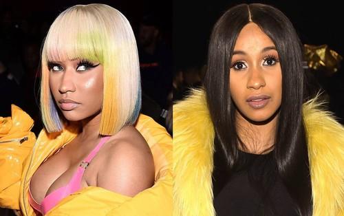 Mải mê khẩu chiến trên MXH, số phận sản phẩm âm nhạc của Nicki Minaj và Cardi B ra sao?