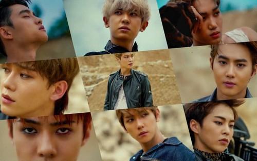 Sau khi lập kỉ lục 10 triệu bản, EXO tiếp tục ghi tên mình vào BXH danh giá Billboard 200