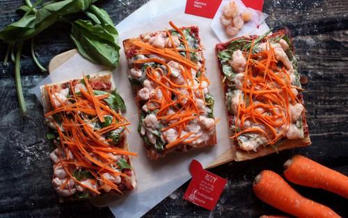 Ăn pizza theo phong cách đường phố Ý - Bạn thử chưa?