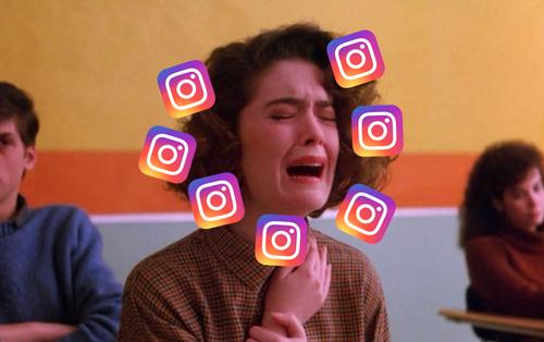 Bắt được trang Instagram chuyên đăng ảnh quote
