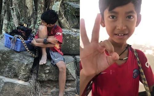 Khoe tài nói được 15 thứ tiếng, cậu bé Campuchia được mời đến Bắc Kinh tham gia chương trình ca hát