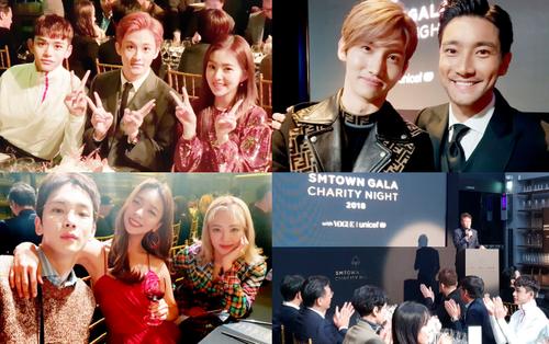 SM tổ chức đêm từ thiện cho trẻ em Việt Nam: Nữ thần Irene đọ sắc với dàn mỹ nhân, Siwon phong độ bên SHINee, NCT
