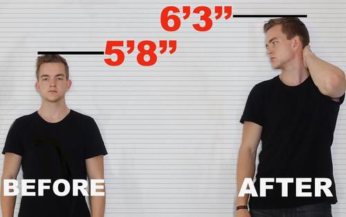 Ai trong tuổi dậy thì cũng nên tập 4 bài này để sớm có chiều cao trên 1 mét 80