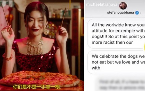 Sau scandal phân biệt chủng tộc, sản phẩm Dolce&Gabbana bị xoá sạch trên Taobao và các web bán hàng lớn ở Trung Quốc