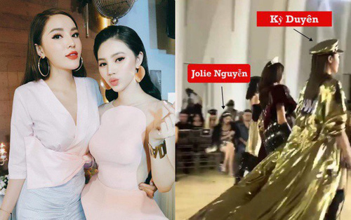 Từ chị em hoá người dưng, Jolie Nguyễn phản ứng thế nào khi