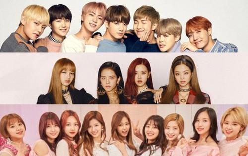 Top 20 ca khúc kpop đạt 200 triệu view nhanh nhất chỉ xướng tên đúng 5 nhóm nhạc này