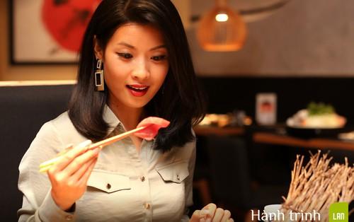Kinh ngạc với cá ngừ khổng lồ 80kg cùng màn trình diễn chế biến chuyên nghiệp ngay tại nhà hàng Nhật - Sushi Kei