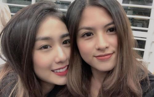 Thì ra Huyme - Trang Lou còn có một cô em họ xinh xắn đến thế này!