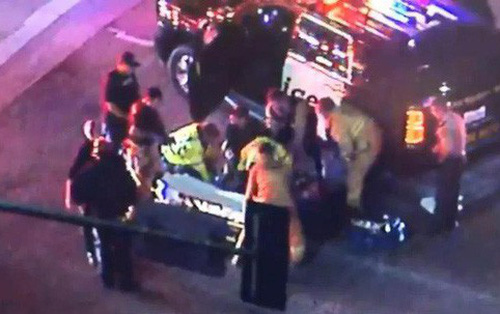 Vụ xả súng kinh hoàng tại California: Ít nhất 12 người đã thiệt mạng, trong đó có một trung sĩ cảnh sát