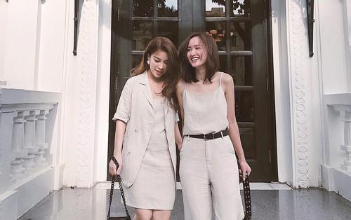Tình bạn 7 năm của 2 cô nàng xinh đẹp, nổi tiếng Hà thành đánh tan suy nghĩ: Con gái khó mà chơi thân!