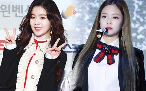Hóa ra đây là lí do Jennie (Black Pink) và Irene (Red Velvet) lại có màn hoán đổi vũ đạo cực đáng yêu tại Music Core vừa qua