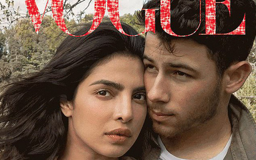 Nick Jonas và Hoa hậu Thế giới tung thêm bộ ảnh tạp chí cực lãng mạn nhân dịp