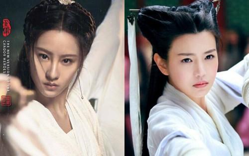 Chỉ với tấm ảnh góc mặt khác, Tiểu Long Nữ của Thần Điêu Đại Hiệp 2019 bị chê xấu hơn cả phiên bản của Trần Nghiên Hy!