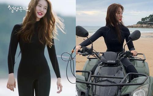 Dispatch tung loạt ảnh Yoon Eun Hye khoe body: U40 mà vẫn sở hữu thân hình S-line đáng ngưỡng mộ
