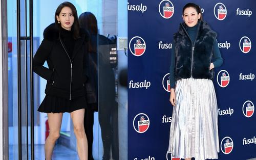 """Yoona và mỹ nhân Hàn của tiền truyện """"Harry Potter"""" đọ sắc: Người chân gầy nhô xương, kẻ ăn mặc thảm họa"""