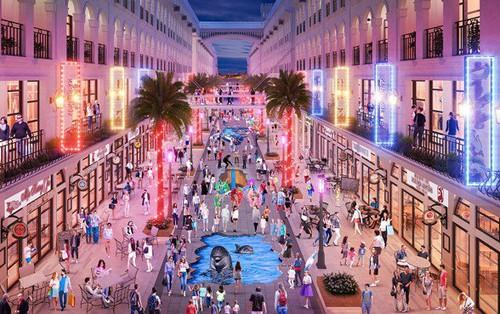 Thêm một tổ hợp ăn chơi, giải trí, mua sắm sầm uất hút giới trẻ tại Sài Gòn