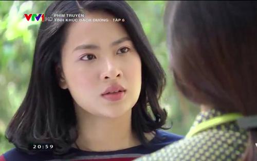 """Người yêu Huỳnh Anh thất vọng khi biết chị mình vì tiền mà gian díu với sếp ở """"Tình khúc Bạch Dương"""""""