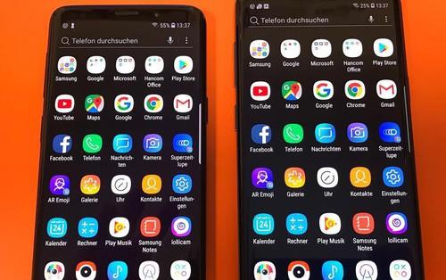 Galaxy S9 lộ diện trước sự kiện, xuất hiện cả video giới thiệu lẫn ảnh chụp trên tay