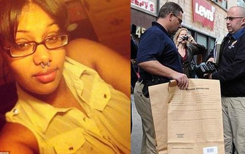 Ăn cắp ở cửa hàng nội y, người mẹ trẻ bị bắt và cảnh sát phát hiện ra bí mật kinh hoàng nằm trong túi