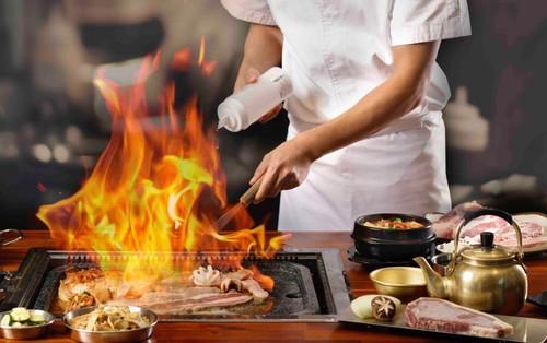 K-PUB - Nhà hàng nướng phong cách Pub