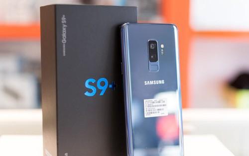 Cận cảnh Galaxy S9+ Xanh San hô: Vừa sang trọng, vừa biến đổi được màu như Note8 tím khói