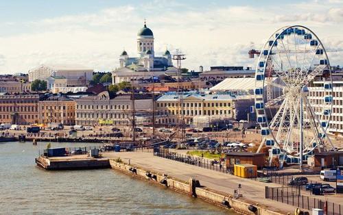 Phần Lan đứng đầu những quốc gia hạnh phúc nhất thế giới