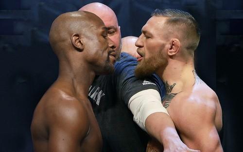 Mayweather chuyển qua tập MMA, chờ ngày tái đấu McGregor?