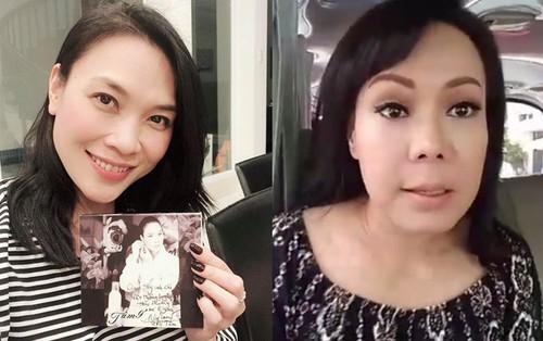 """Tưởng Việt Hương đã quá lầy lội quay clip """"xin"""" album, nào ngờ Mỹ Tâm """"đáp lại"""" bá đạo không kém!"""