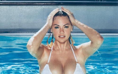 Người mẫu Kate Upton chia sẻ bí quyết giữ dáng để có được thân hình nóng bỏng cùng