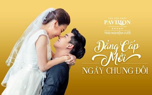 Chờ đón trải nghiệm cưới hoành tráng tại nhà hàng 5 sao Tân Sơn Nhất Pavillon