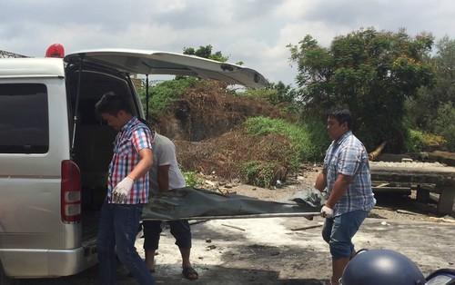 Phát hiện thi thể người đàn ông trôi sông Sài Gòn