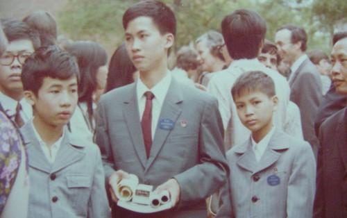 Xem lại bài Toán giúp HS Việt Nam giành giải đặc biệt tại Olympic Toán học quốc tế