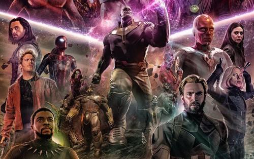 """Nửa bán cầu bên kia đã tiếp cận bom tấn """"Avengers: Infinity War"""" rồi, đoán xem họ nói gì?"""