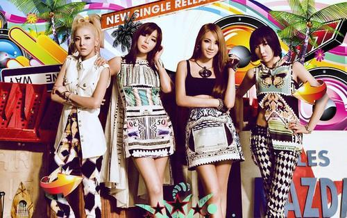 Điểm danh loạt hit Kpop mang