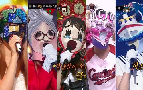 Đây là nhóm nhạc Kpop duy nhất có tất cả các thành viên đều đã tham gia show hát giấu mặt