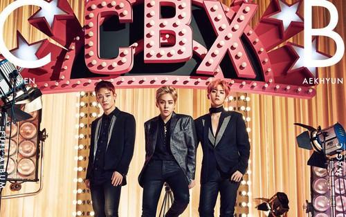 """EXO-CBX vừa tung album đã """"ẵm"""" ngay No.1 BXH danh tiếng tại Nhật"""