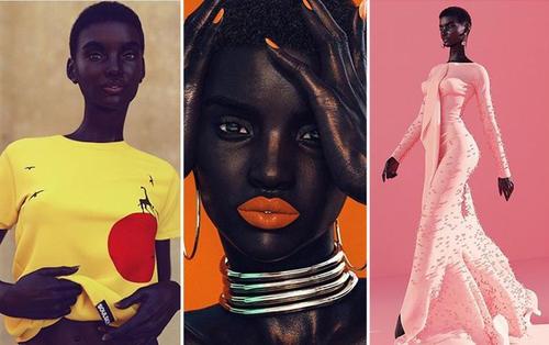 Siêu mẫu da màu thần thái sắc lẹm trên Instagram này hoá ra chỉ là hàng ảo, còn không phải người thật