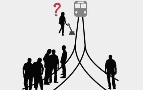 Lần đầu tiên thử nghiệm Trolley Problem trong thực tế: Hy sinh 1 để cứu nhiều hơn