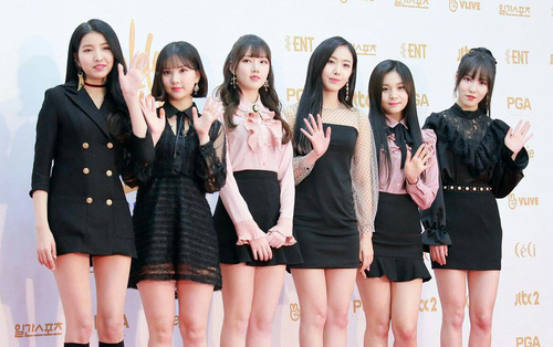 Không chỉ leo thang ở Hàn, hit mới của G-Friend còn thống trị BXH Trung Quốc