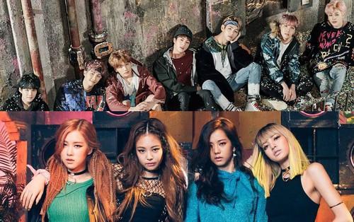 Đường đua Kpop tháng 5: BTS được hóng nhất, nhóm mới, nhóm cũ thi nhau lên sàn