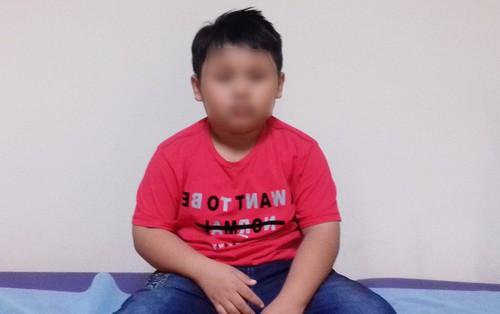 TP.HCM: Bé trai 9 tuổi đang ngủ bị