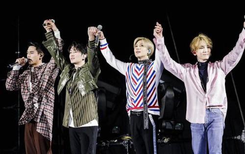 SHINee sẽ giới thiệu hit chủ đạo đầu tiên trong buổi họp fan tại Hàn
