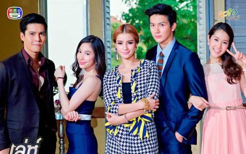 """4 năm nhìn lại """"Bắt Lấy Thiên Thần"""" – Bộ phim đưa Push Puttichai một bước thành siêu sao đất Thái"""