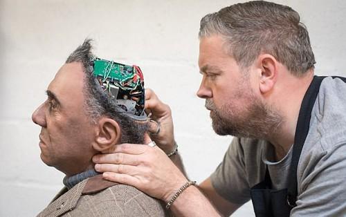 Nếu muốn sở hữu 1 robot hình người y như thật, bạn nhất định không thể bỏ qua công ty này