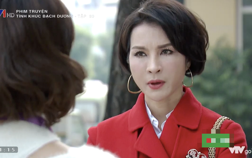 """""""Tình khúc Bạch Dương"""": Đang gian díu với tình nhân, Thanh Mai vẫn tát thẳng mặt nhân tình của chồng mình"""