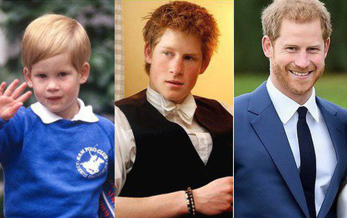 Hành trình trưởng thành của Hoàng tử Harry: Từ tay chơi đầy tai tiếng đến vị hoàng tử được ngàn người yêu mến, vạn cô gái ước ao