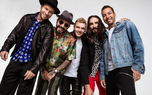 Backstreet Boys lần đầu có hit lọt BXH Pop Songs của Billboard sau 11 năm